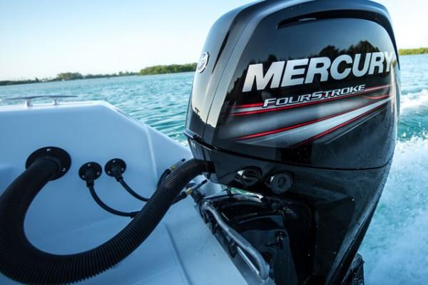 Buitenboordmotoren Mercury